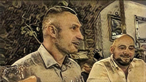 Кличко и Столар